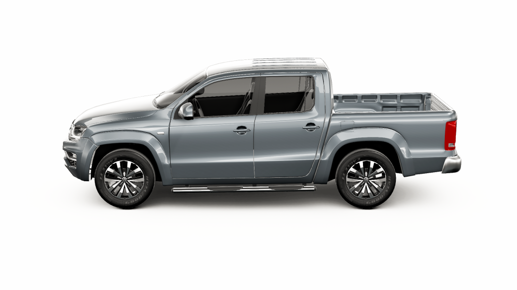 Mountain Top Interactive 3D Showcase - configure VW Amarok