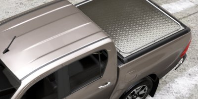 Mountain Top Hard Lid Style HD+ enhance the look of your pickup truck