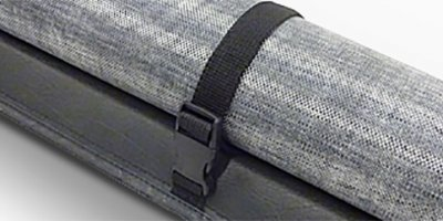 Mountain Top Soft Roll Cover with special security strap down system